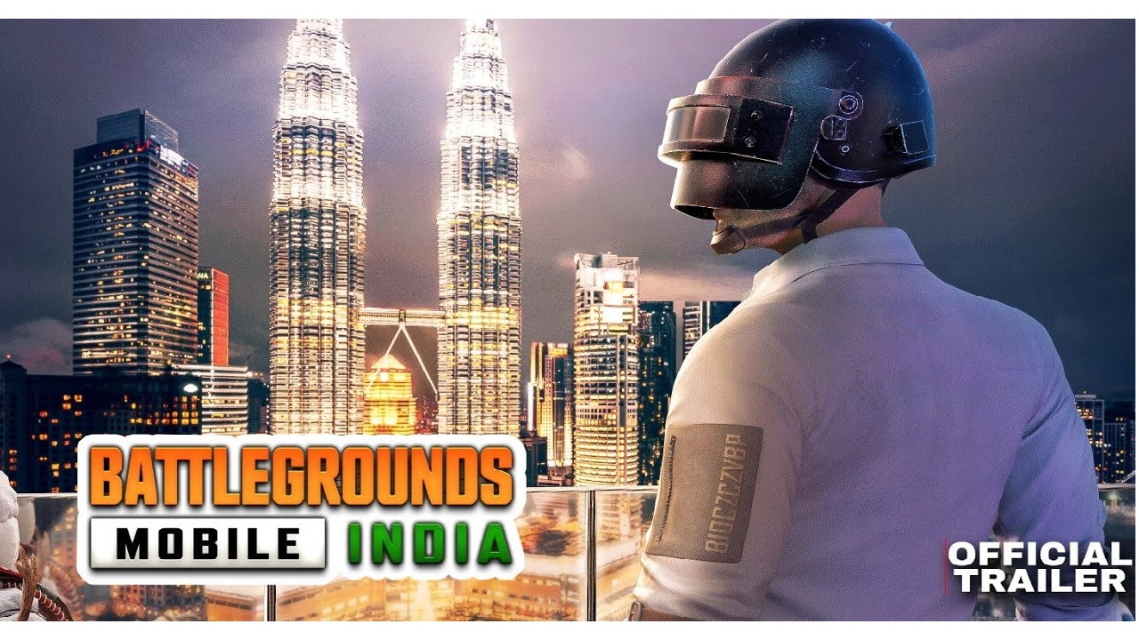 Battlegrounds Mobile India Official Trailer Out : Watch Now