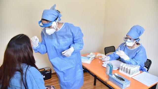 Τι έδειξαν τα 164 rapid test που έγιναν από την ΚΟΜΥ Αργολίδας στο Κιβέρι