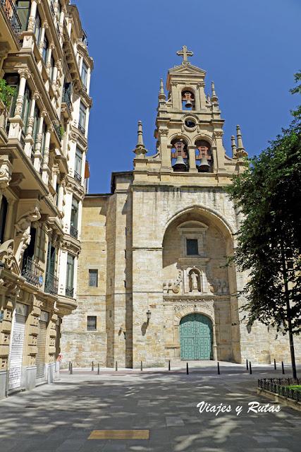 Iglesia de San Vicente de Bilbao