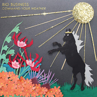 Big Business - Command Your Weather (2016) - Album Download, Itunes Cover, Official Cover, Album CD Cover Art, Tracklist