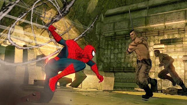 Imagem do Spider-Man: Shattered Dimensions