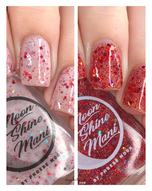 Moon Shine Mani November Facebook Group Exclusives