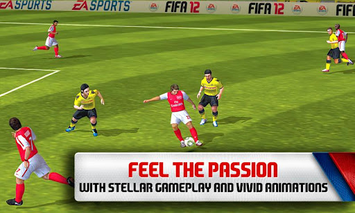 Download fifa 12 lite android apk+data offline 400 mb youtube.