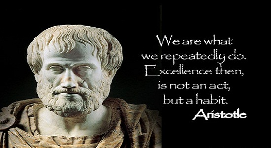 Aristotle Quotes On Perfection Quotesgram: Pankaj Kashyap: Timeless Life Lessons From Aristotle
