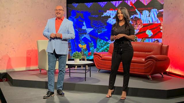 Programa salsa Mega TV y Zeta 93 FM