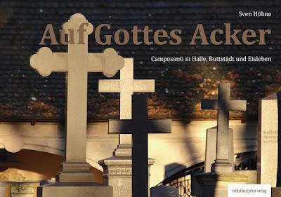 "Coverbild ""Auf Gottes Acker"""