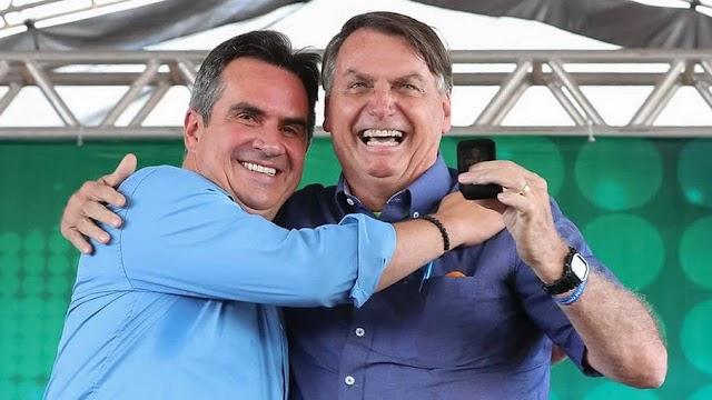 Ciro Nogueira é investigado pela PF por suspeita de beneficiar empreiteiras