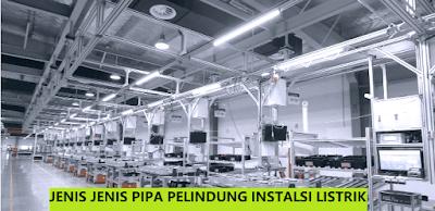 pelindung kabel pada sistem instalsi listrik