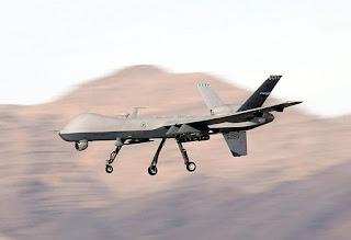 MQ-9 Reaper Reconnaissance Drones