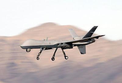 armed UAVs