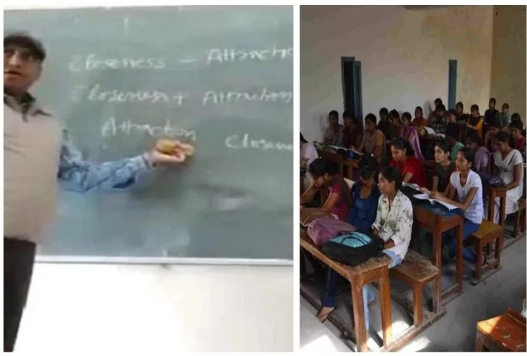 Math Professor Explained to Students 'Love Formula',Student Made Video