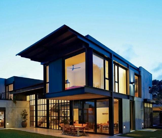 Elegant 2-Story Minimalist House