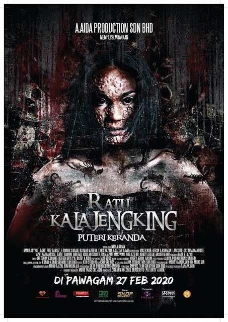 Filem Ratu Kala Jengking Puteri Keranda