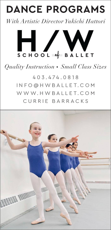 H W School of Ballet