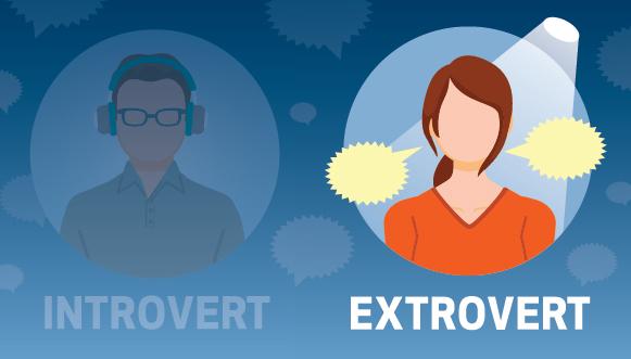 Fakta Tentang Introvert dan Ekstrovert