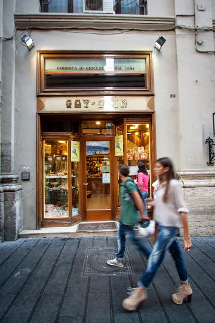 Cioccolateria Gay-Odyn-Napoli