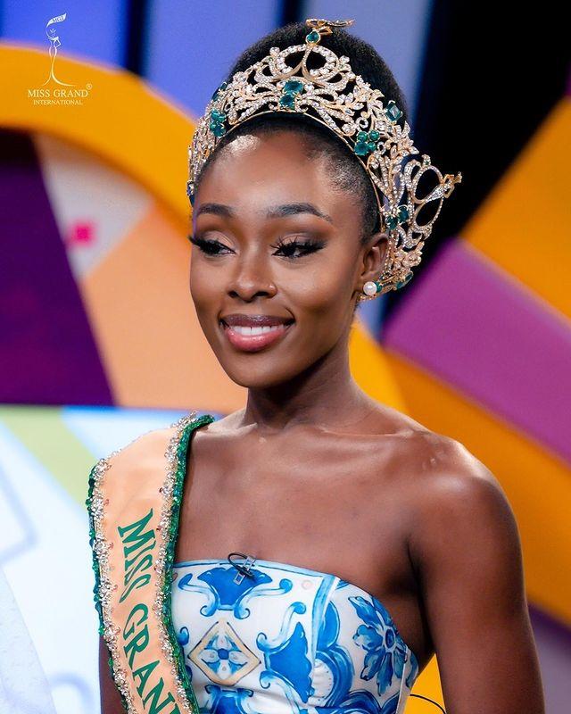 Miss Abena Akuaba Appiah Makes History