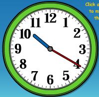 ingilizce saat geçiyor nasıl söylenir