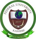 Federal University, Kashere Pre-Admission Screening Exercise 2016/2017 Announced