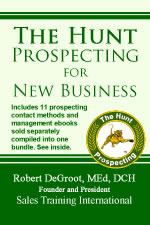 The Hunt - Prospecting for New Business