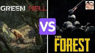 green hell vs the forest which is better.