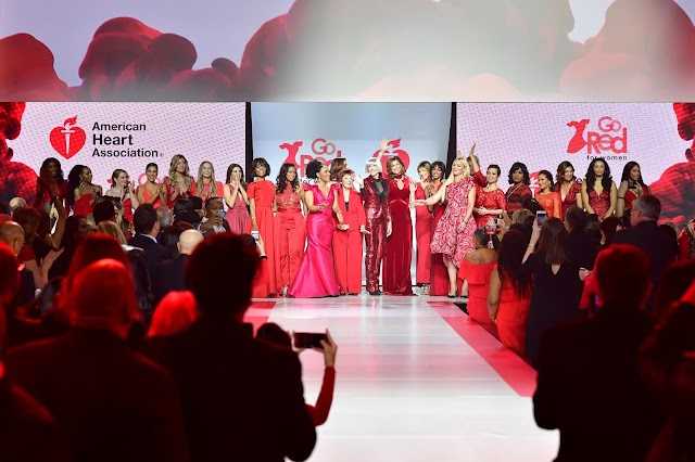 The American Heart Association's Go Red For Women Red Dress Collection 2018 Presented By Macy's