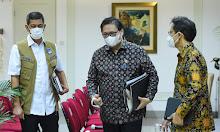 Larangan Mudik, Ketua Satgas Penanganan COVID-19 Minta Unsur di Daerah Tak Terlambat Lakukan Pengetatan Mobilitas