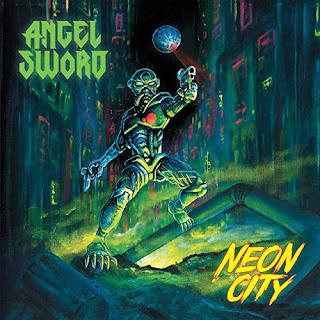 """Το album των Angel Sword """"Neon City"""""""