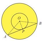 tunjukkan bahwa titik P adalah titik tengah AB