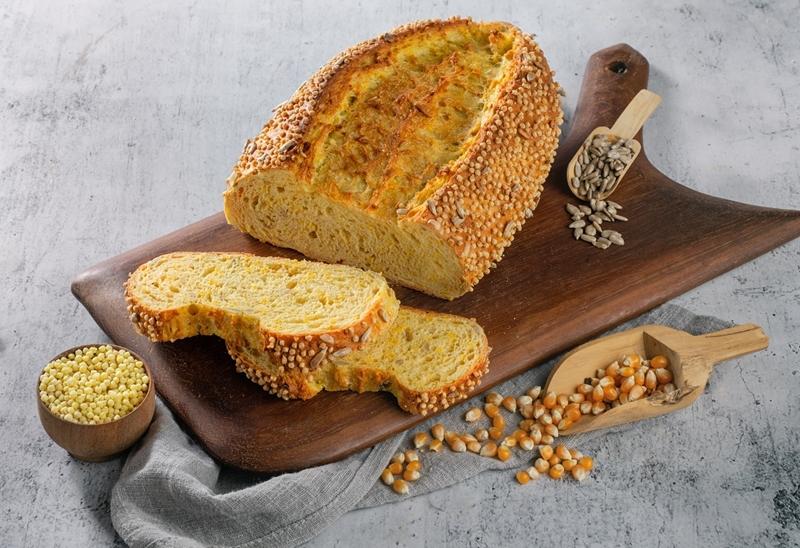 Daha önce patlamış mısırlı ekmek yediniz mi?