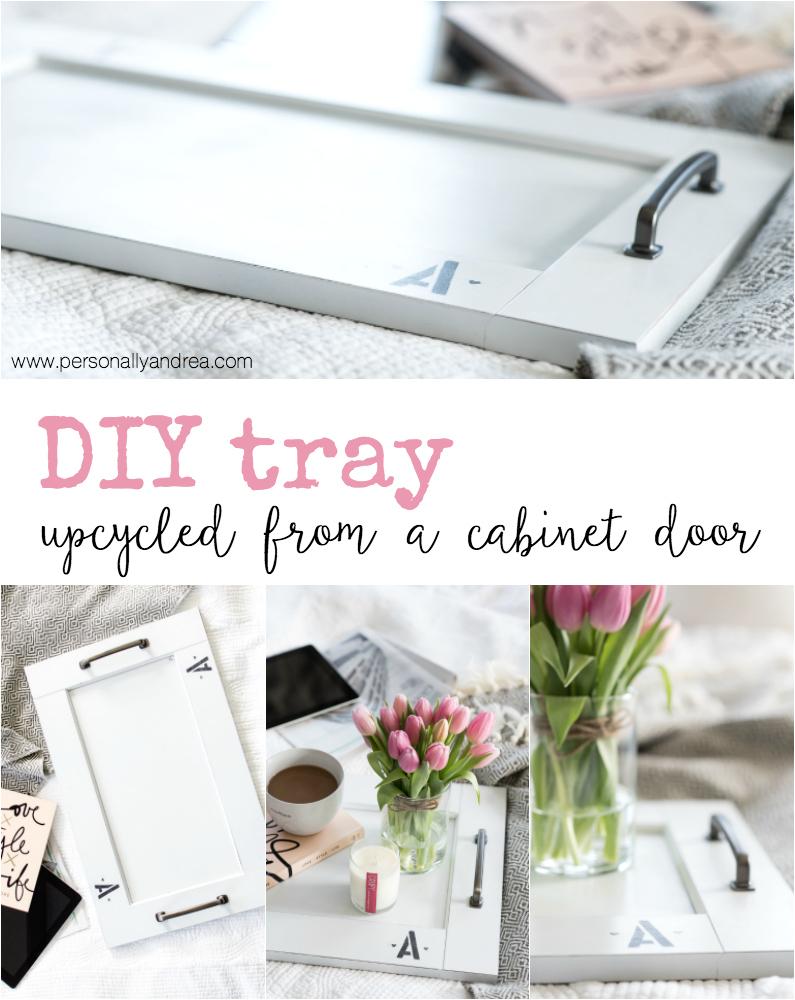 Door Tray & Cabinet Door Serving Tray