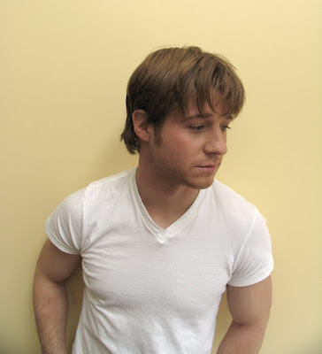 benjamin mckenzie ryan atwood photoshoot white shirt