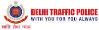 Delhi Auto Rickshaw Traffic Police logo