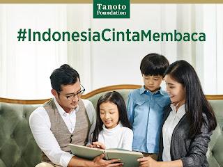 Budaya Membaca - Tonoto Foundation