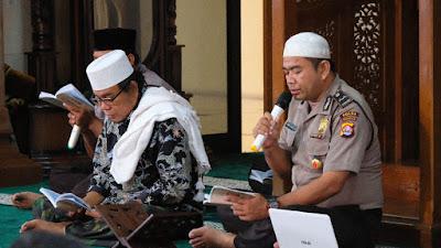 Meningkatkan Professionalisme Polri Menuju Keunggulan, Polda Banten Intens Gelar Binrohtal.