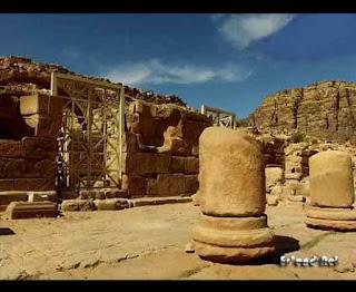 Menjelajahi The Treasury (Al Khazneh) di Petra Yordania