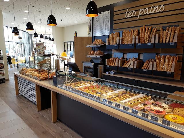 Loja de Saumur monta padarias para parecerem artesanais.