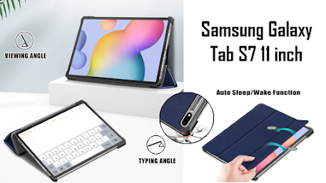 Tablet Case for Samsung Galaxy Tab S7 11 inch 2020