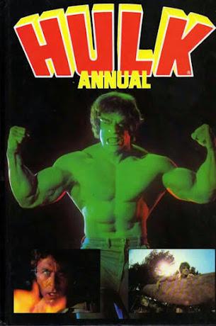 Hulk Annual 1981