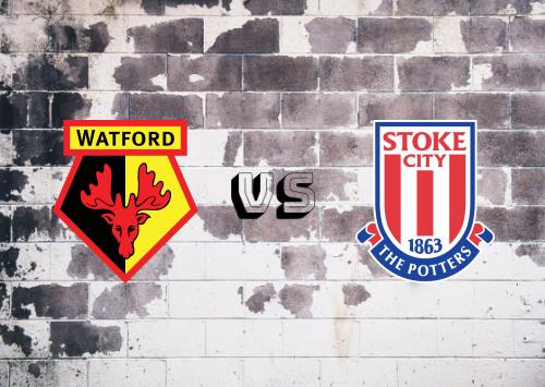 Watford vs Stoke City  Resumen