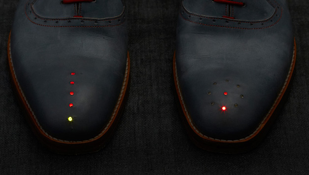 Diseño de zapatos