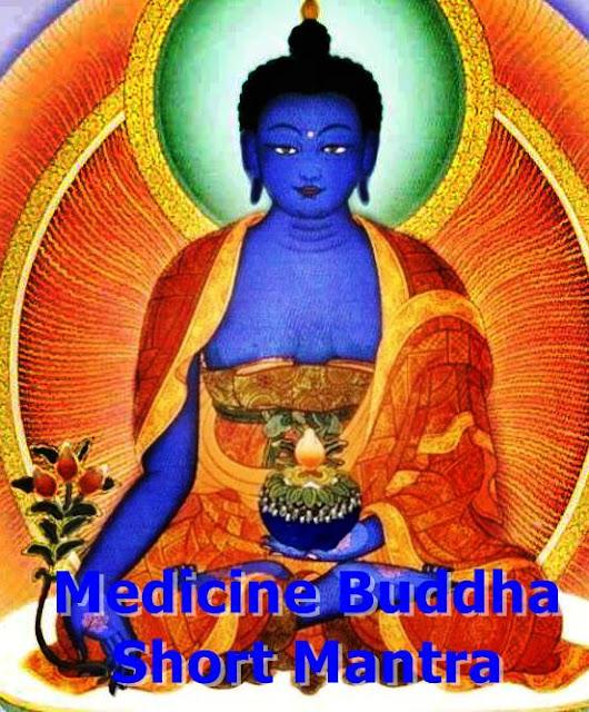 The Twelve Aspirations of the Medicine Buddha