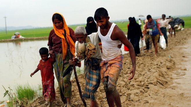 Pelarian Orang Rohingya, Kisah Horor Kebengisan Militer Myanmar