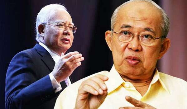 Ku Li Yakin Najib Mampu Urus Kewangan Negara Dengan Baik
