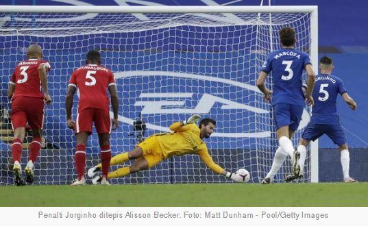 Chelsea vs Liverpool 0-2 Highlights