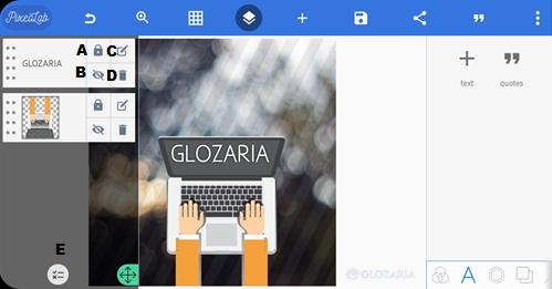 Pemula Wajib Baca Tutorial Fungsi Fitur Yang Ada Di Aplikasi PixelLab