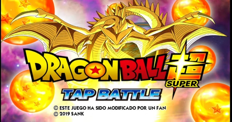 DBS Tap Battle Mod Apk For Android With New Attacks