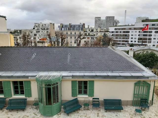 La maison de Balzac maison d'auteur paris musées