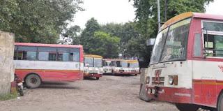 डग्गामार बस यूनियन के दबाव के चलते लोगों को नहीं मिल रही सरकारी बसों की सुविधा