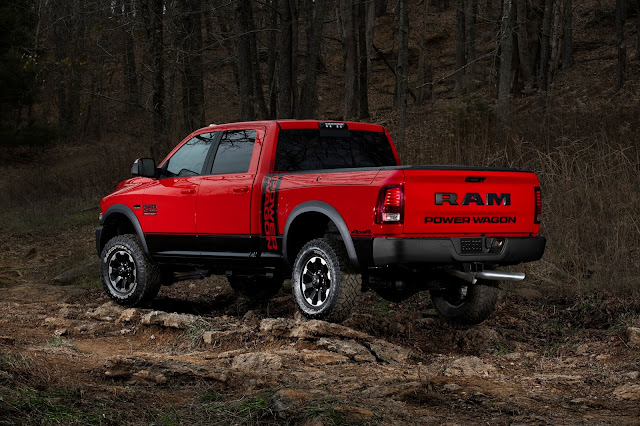 Dodge RAM 2500 Power Wagon 2017